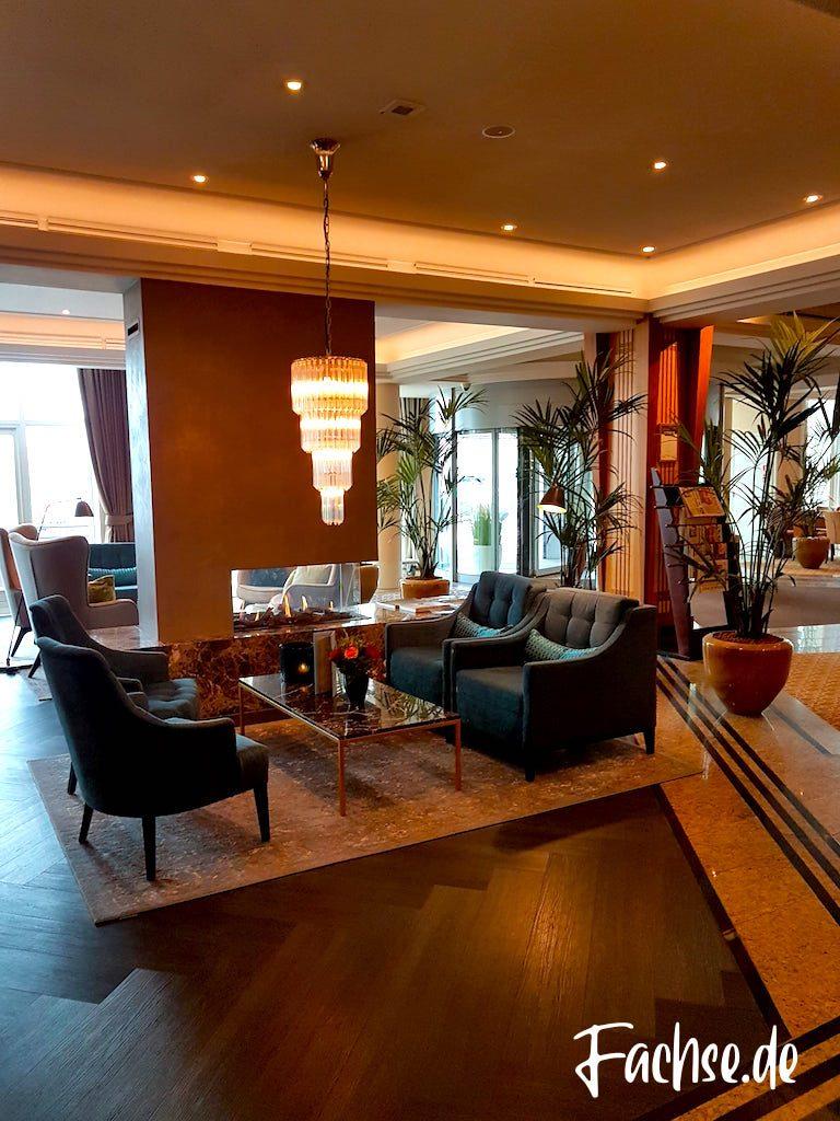 Lounge Bar Hotel Eingangsbereich