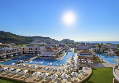 La Marquise Resort Poollandschaft Hotelanlage Rhodos