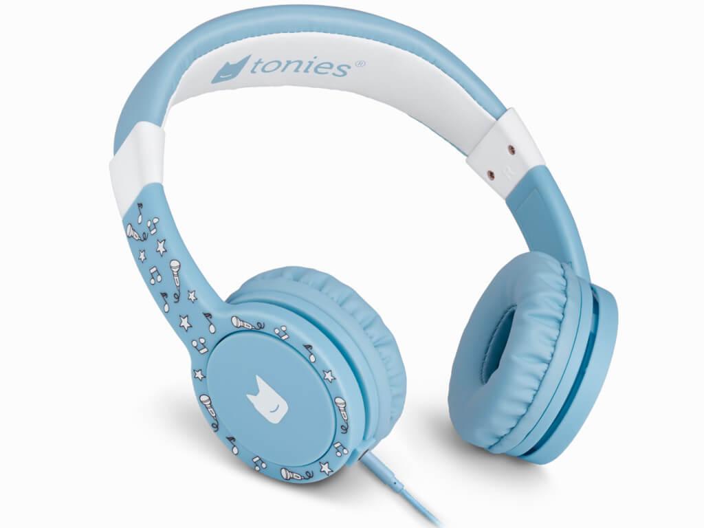 Tonies Kopfhörer in Blau