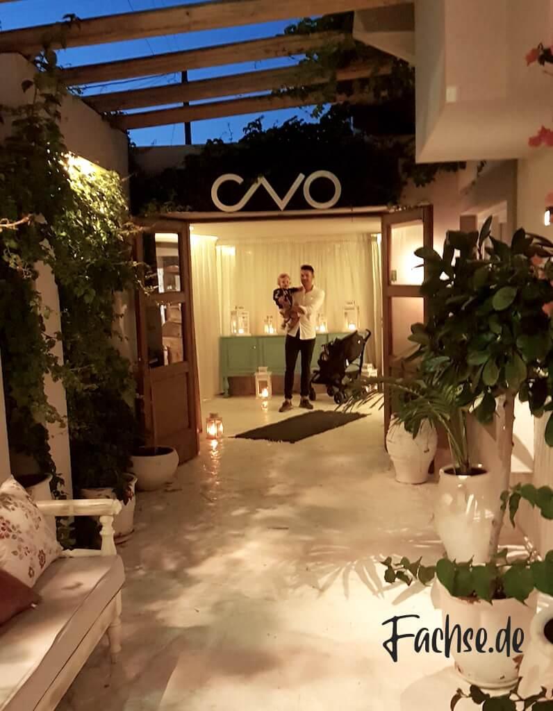 Cavo Restaurant Kreta Rethymnon