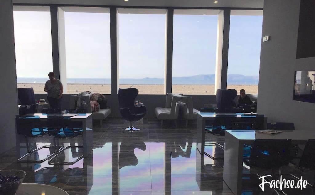 Flughafen Heraklion Kreta VIP Lounge