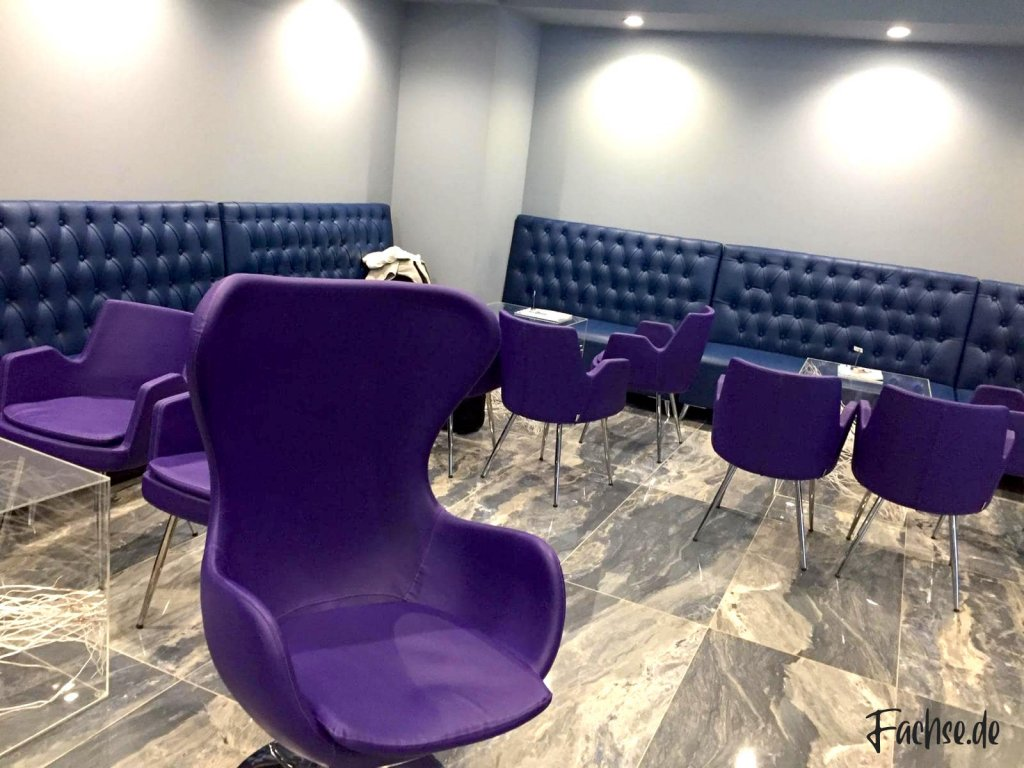 VIP Lounge Kreta Flughafen Heraklion