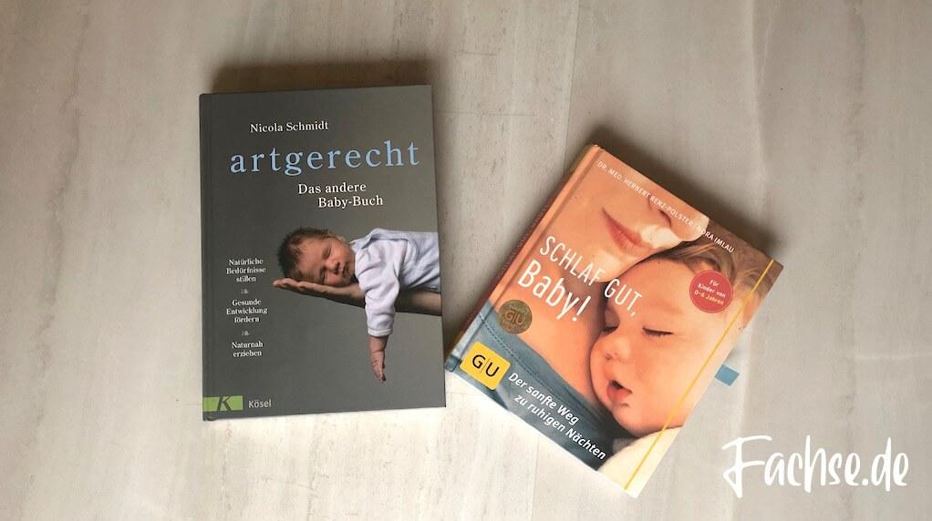 Bücher Schlaf gut, Baby! Artgerecht Nora Imlau