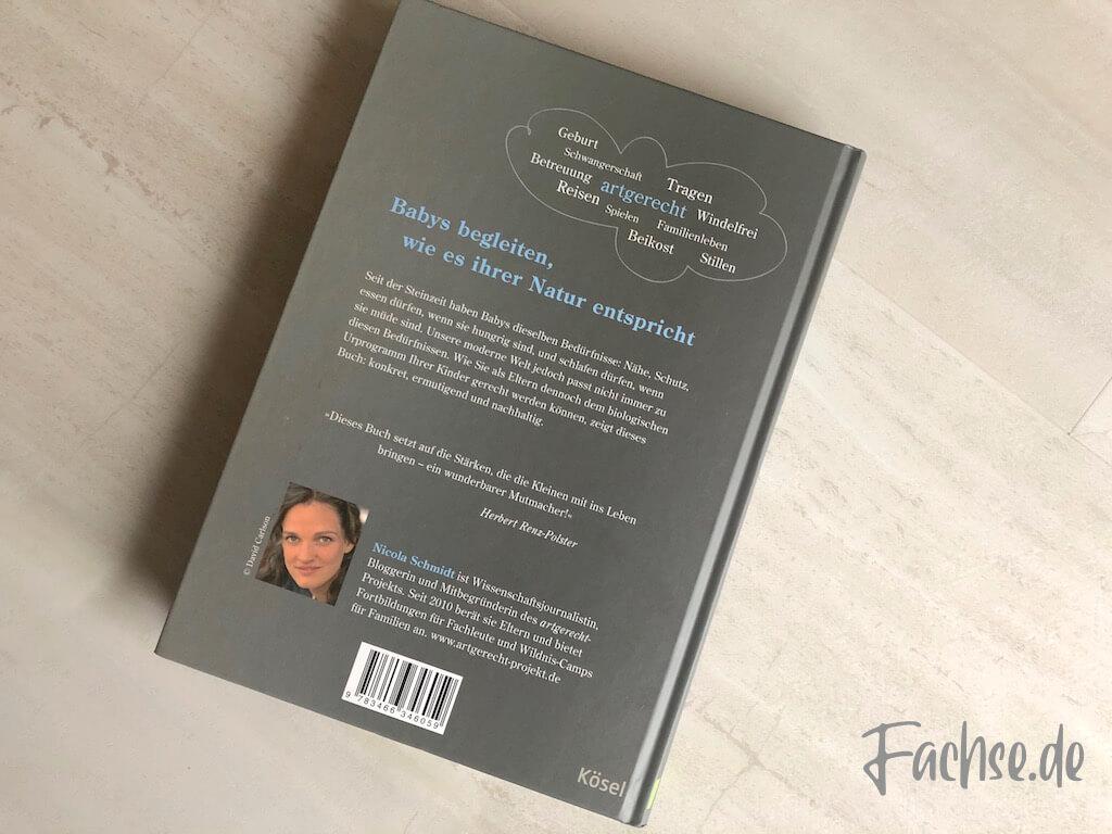 Buch Buchrücken Artgerecht