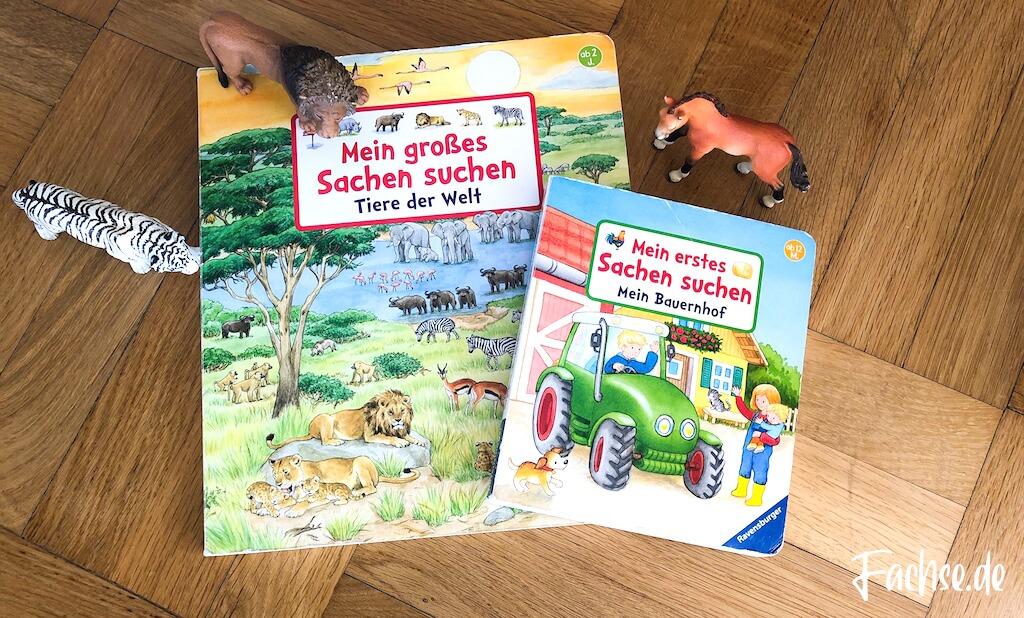 Kinderbuch Junge Kleinkind Klappenbuch Wimmelbuch Pferde Tierebuch