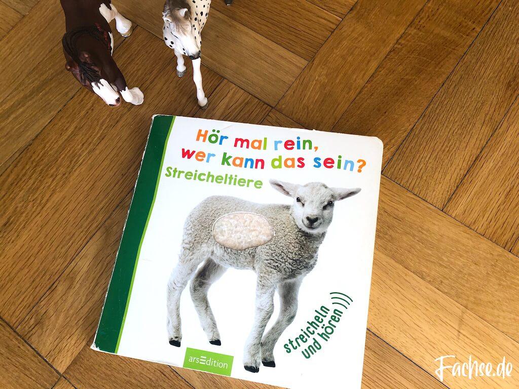 Kinderbuch Junge Kleinkind Klappenbuch Babybuch Baustellenbuch Kipplader Babybuch Streicheltiere